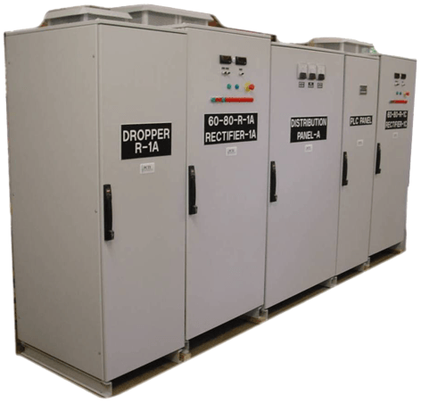 Submarine Battery Chargers; Submarine Battery Dischargers