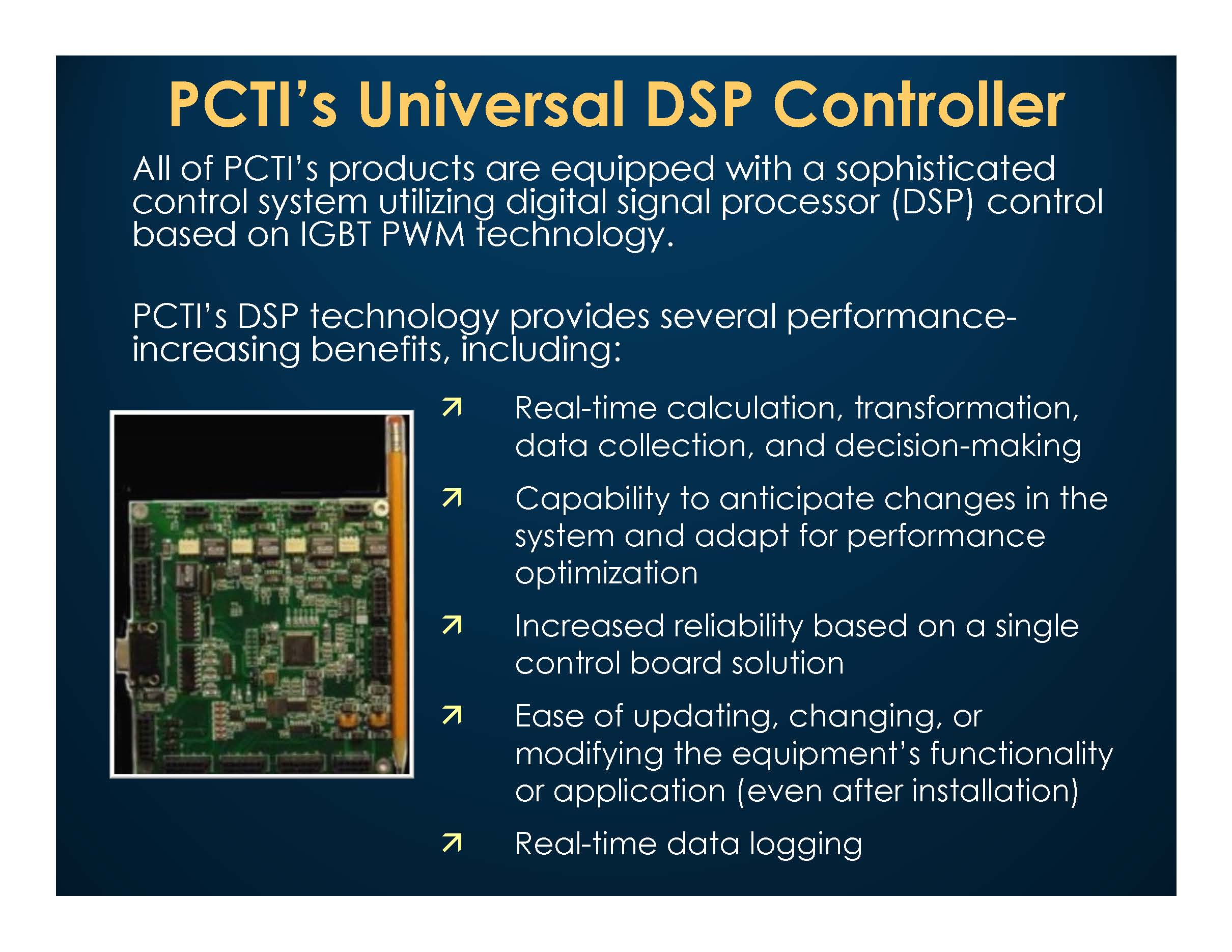 Universal DSP Controller