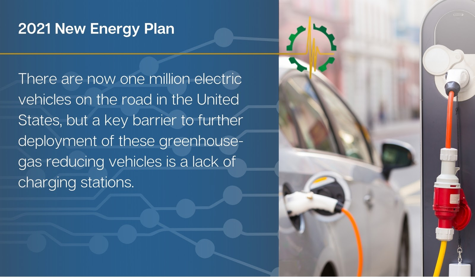 There are now one million electric vehicles on the road in the United States